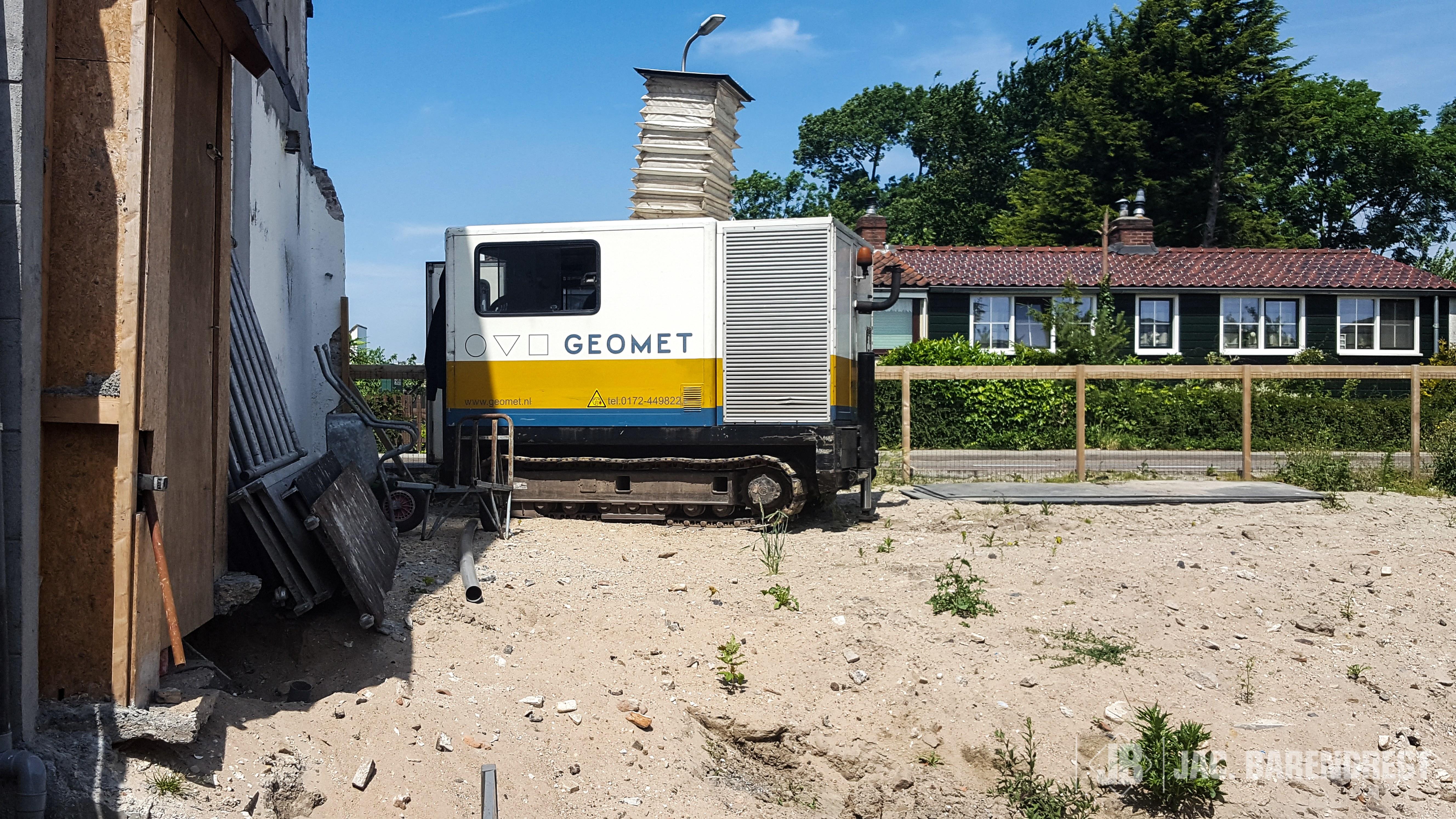 Saneren Dorpsdijk Rhoon - Jac. Barendregt