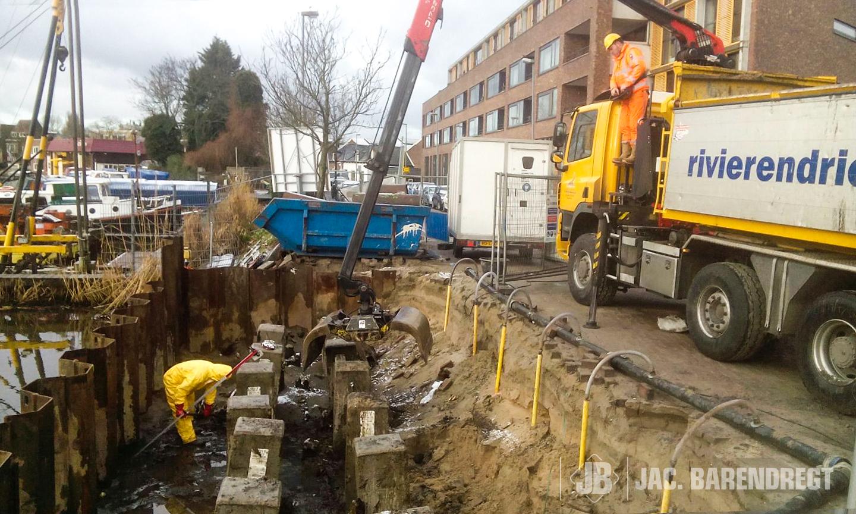 Philip Willemsbrug Rotterdam sanering saneren
