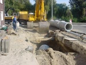 Project Zestienhovense Kade Rotterdam rioleringen02