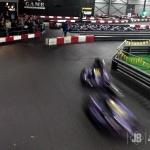 Karten bij Van der Ende Racing Inn