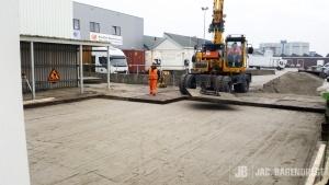 Onderhoud verhardingen Waalhaven 2 - Jac. Barendregt